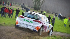 JRONE Racing Sponsorship--French Rally Championship