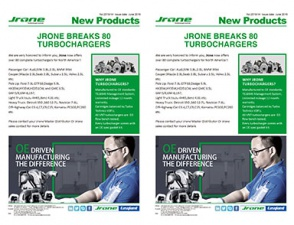 New Product Bulletin 2018-14