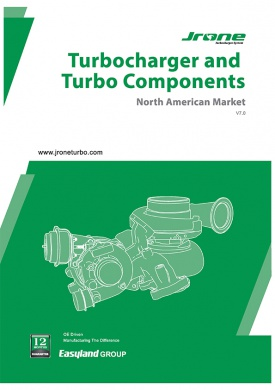 Turbocharger and Turbo Components(North American Market V7.0)