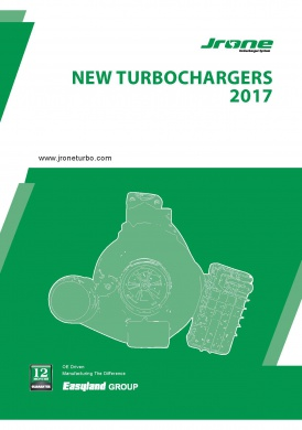 New Turbochargers 2017